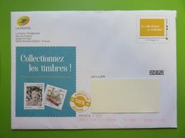 Philaposte - PAP International 250 G - Je Collectionne, Je M'abonne - Phil@poste - Prêts-à-poster:Stamped On Demand & Semi-official Overprinting (1995-...)