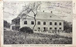Arbeiter-Krankenkasse Steyr, Eröffnet Am 19 Juni 1910 - Deutschland