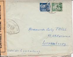 Mixte( 1+0.50)L Avec CONTENU (.) Sc POSTES AUX ARMées Daté SATHONAY / 1.2.1940/ 2 XII 1939-( H.O.E.2. N° 3/ Secteu - Marcophilie (Lettres)