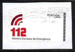Portugal 2011 ATM-FRAMA - 112 - 0.00 € - ATM/Frama Labels