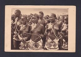 Vente Immediate Tchad Jeunes Filles Moundang De Lere ( Afrique Equatoriale Francaise Nu Ethnique Jeune Fille Nude ) - Tschad