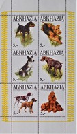 ABKAZIE - CHIENS 1993 - NEUF ** - PH 1911256 - Vignettes De Fantaisie