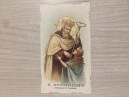 Santino S. Spiridione Arcivescovo Di Tremitunte (Cipro) - Images Religieuses