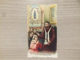 Santino Servo Di Dio P. Carlo D'Abbiategrasso Cappuccino - Images Religieuses