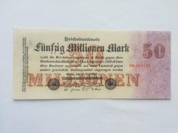 GERMANIA 50 MILLIONEN MARK 1923 - 50 Millionen Mark