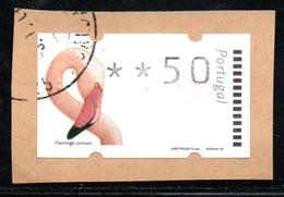 Portugal 2000 ATM-FRAMA - Aves De Portugal - 0.50 $ - ATM/Frama Labels