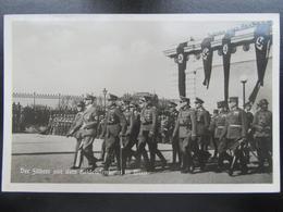 Postkarte Propaganda Hitler In Wien 1938 - Schöne Rückseite - Briefe U. Dokumente