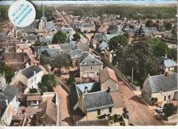 36 - Très Belle Carte Postale Semi Modernr De  CHABRIS    Vue Aérienne - Autres Communes