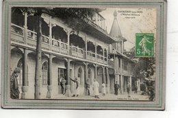 CPA - CARRIERES-sous-BOIS (78) - Mots Clés: Hôpital, Auxiliaire, Complémentaire, Militaire, Mixte, Temporaire En 1916 - Autres Communes