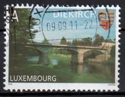 LUXEMBURG - 2008 - MiNr. 1778 - Gestempelt - Used Stamps