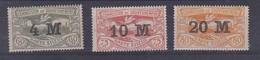 N°47*, 48*, 49* De HAUTE-SILESIE - France (former Colonies & Protectorates)
