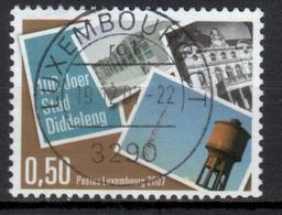 LUXEMBURG - 2007 - MiNr. 1747 - Gestempelt - Used Stamps