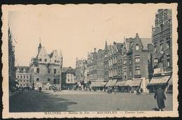 MECHELEN  BAILLES DE FER - Mechelen