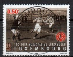 LUXEMBURG - 2006 - MiNr. 1712 - Gestempelt - Used Stamps