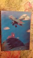 OLD  Postcard 3D Stereo  - Plane Avion Nieuport 11 The Bébé Stereo 3d Lenticular - Stereoscopische Kaarten