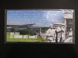 "TB B.F. Souvenir N°132 : "" Le Chemin Des Dames ... "", Sous Blister, Neuf XX. - Blocs Souvenir"