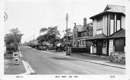 "¤¤   -  GRANDE-BRETAGNE  -  RED ROW   -  Main Road  -  Station Service "" Castrol ""     -  ¤¤ - Inglaterra"