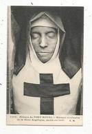 Cp, 78 , Magny Les Hameaux ,abbaye De PORT ROYAL , Masque Mortuaire De La Mère Angélique ,morte En 1661 - Magny-les-Hameaux