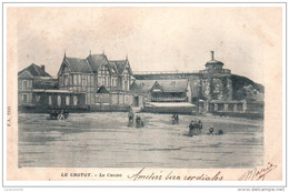 80 LE CROTOY ---- Le Casino. - Le Crotoy