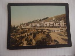 Photo Ancienne Originale XIX ème Suisse Rifi Kaltbad - Anciennes (Av. 1900)