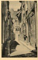B61764 Cpa Joigny - Une Vieille Rue - France