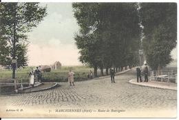 MARCHIENNES. ROUTE DE BOUVIGNIES - Altri Comuni