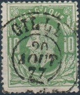 [26163]TB//O/Used-N° 30, Obl Concours DC 'Gilly' - 1869-1883 Leopold II