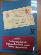 Catálogo Especializado Enteros Postales España Y Colonias - Postzegelcatalogus