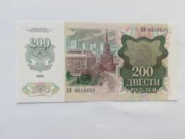 RUSSIA 200 RUBLES 1992 - Russia