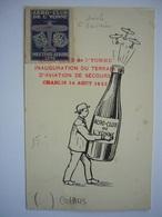 Avion / Airplane / AERO-CLUB De L'YONNE / 1ère Journée Aérienne - CHABLIS Aug. 14, 1932 - Aerodrome