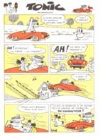 """"""" TONIC """" Par  """" BARBEROUSSE """"  1966 (2) - Livres, BD, Revues"""