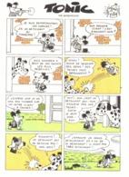 """"""" TONIC """" Par  """" BARBEROUSSE """"  1966 (3) - Livres, BD, Revues"""