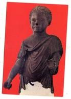 TURKEY - AK 367538 Bodrum - Museum - Bronze Statue Of A Negro Boy Found In The Sea - Turchia