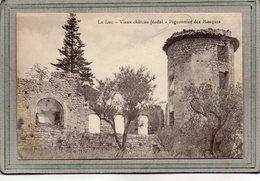 CPA - Le LUC (83) - Aspect Du Pigeonnier Des Masques Du Vieux Château Féodal Au Début Du Siècle - Le Luc