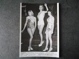 Monique Negler  Miss France 1958  Miss Normandie   Photo - Photos