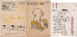 Scoutisme   Sahi N°10  1938 - Scoutisme