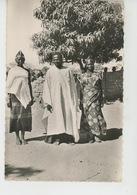 AFRIQUE - HAUTE VOLTA - BURKINA FASO - OUAGADOUGOU - Types Toucouleur Et Mossi - Burkina Faso