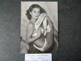 Juliette Figueras Miss France 1949 Miss Paris   Photo - Photos