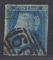Great Britain - 1841 - 2p Yv.4 - Used - 1840-1901 (Victoria)