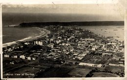 SUDAFRICA // SOUTH AFRICA. AEREAL VIEW OF DURBAN - Sudáfrica