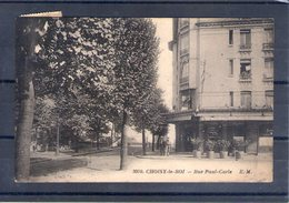 94. Choisy Le Roi. Rue Paul Carle - Choisy Le Roi