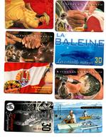 Polynésie Française Lot De Télécartes - Phonecards