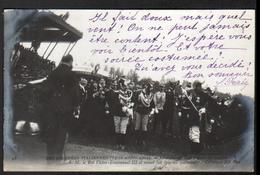 75, Paris,  N°58, Les Journees Italiennes, Le General Andre Vient De Recevoir... - Autres