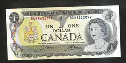 Banque Du CANADA / Bank Of CANADA - One DOLLAR (OTTAWA 1973) AUNC - Canada