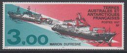 TAAF 1997 Ship / Marion Dufresne 1v ** Mnh (45290) - Franse Zuidelijke En Antarctische Gebieden (TAAF)