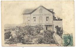 TENERIFE-Hotel De Tacoronte...1903  (rousseurs) - Tenerife