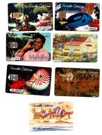 Nouvelle Calédonie Lot De Télécartes - Telefonkarten