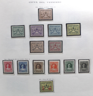 Colección Collection Vaticano 1929 - 1979 - Colecciones (en álbumes)