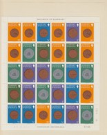 Collección Collection Feroe Minihojitas MNH - Sellos