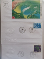 Colección Collection Brasil SPD FDC Sobres Primer Dia 1996 - 2001 - Colecciones (en álbumes)
